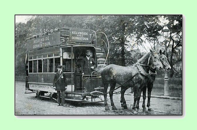 1887 Hughes - Falcon Horse Tram