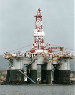 Ocean Alliance semi-submersible drilling vessel