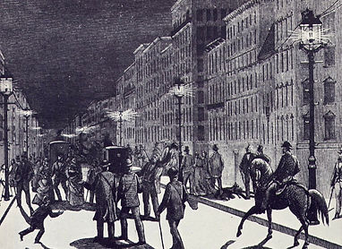 Electric-lighting-first-1880 -New-York.j