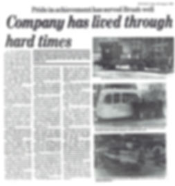 1989 Loughborough Echo article - Part TWO