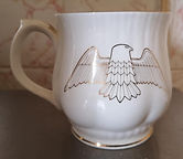 1979 BRUSH Centenary Mug - Falcon