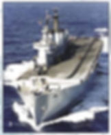 1977 - HMS Invincible was also equiped with Brush electrical equipment