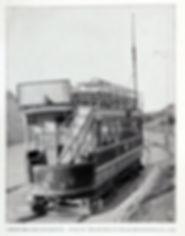 1893 - Guernsey Tram #6 delivered