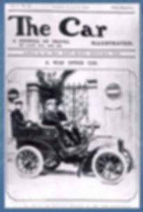 1902 British War Department Automobile