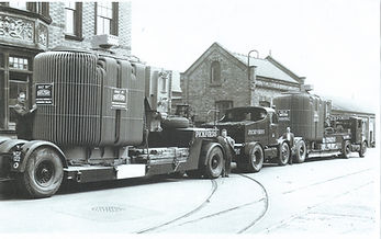 Transformer delivery - What year?