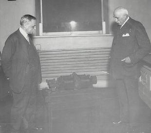 1928 Elihu Thompson & Charles Brush