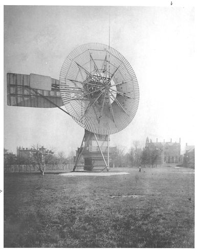 1888 Brush Windmill