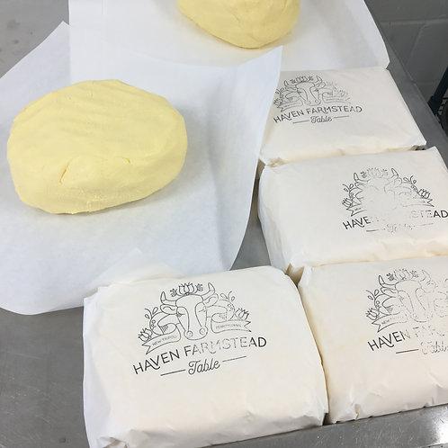 Bulk Butter: Cultured, Organic