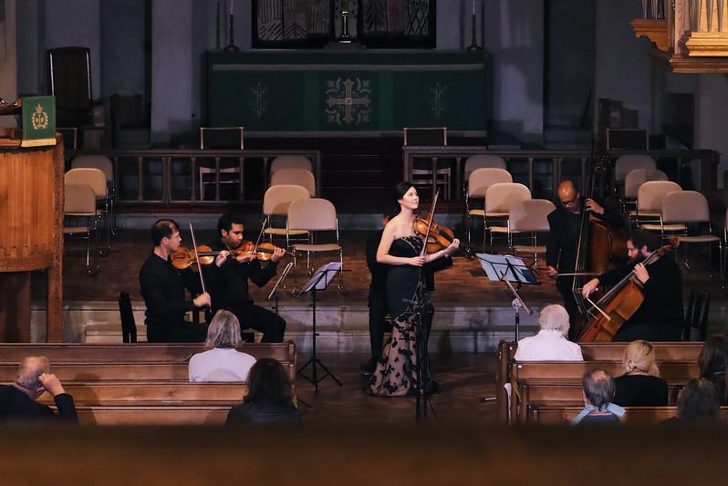 17.09.20 - Rossini String Sonata/Beethoven Violin Concerto