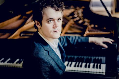 Benjamin Grosvenor - Artistic Director