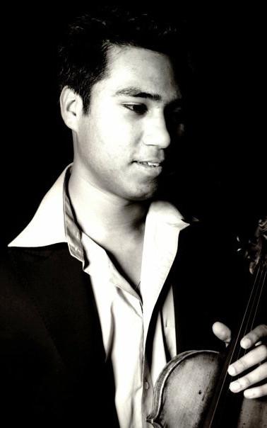 Raja Halder    Violin