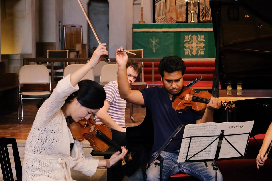 20.09.20 - Martinů 'Three Madrigals'/Dvořák Piano Quintet No.2