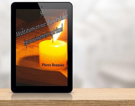 E-Book 31 Méditations en vue d'un véritable épanouissement spirituel