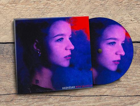Album (EP) Hadassah Gingras 'Mon sauveur'