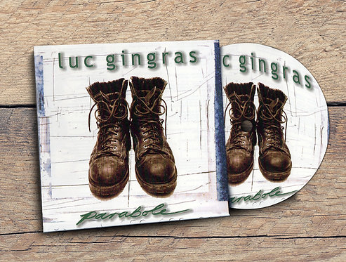 Album Parabole - Luc Gingras