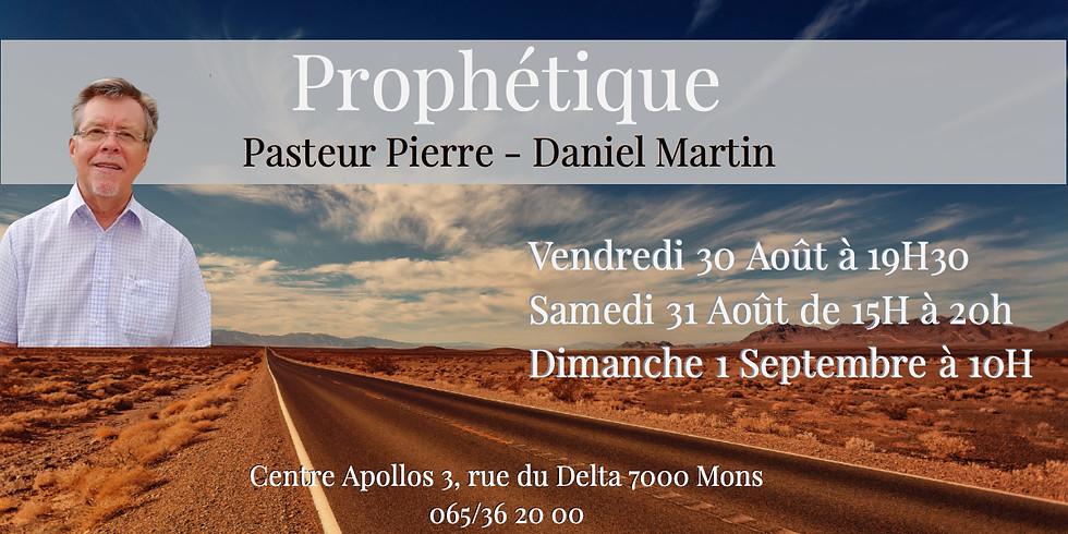 Prophétique - Pierre-Daniel Martin - MONS