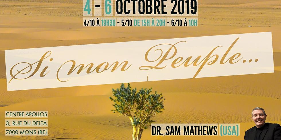 Si Mon Peuple... Sam Mathews - Mons