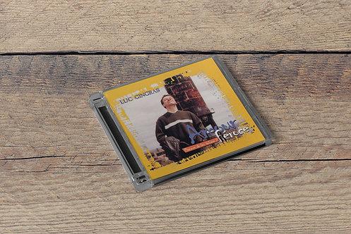 """Album: Amour féroce""""Luc Gingras"""""""
