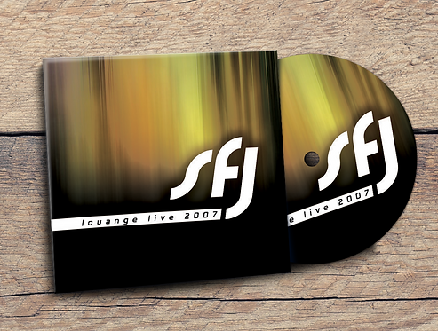 Album : SFJ  louange Live  2007