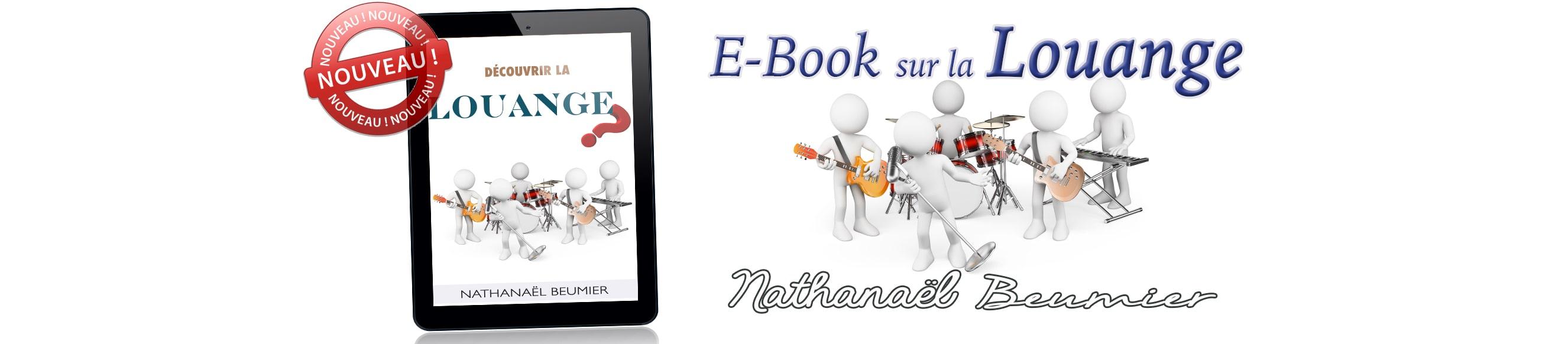 E-book - Découvrir la Louange