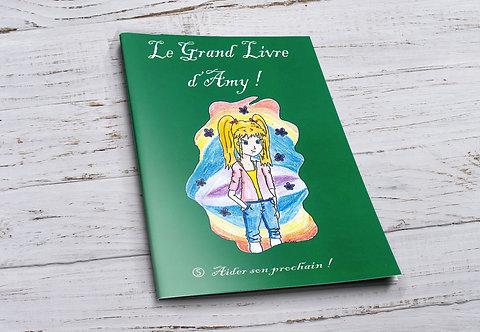 Le grand livre d'Amy 5 - Aider son prochain!