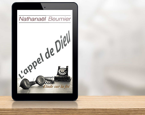 E-Book L'appel de Dieu - Nathanaël Beumier