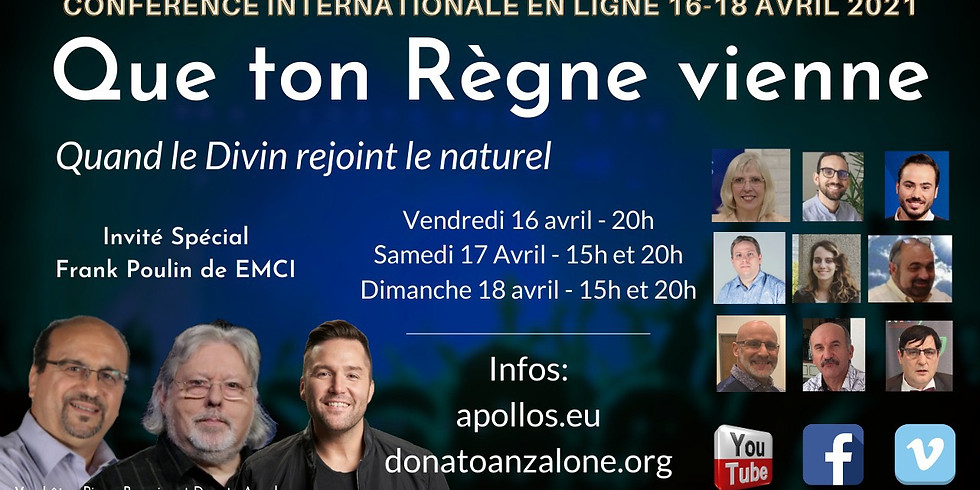 Que Ton Règne Vienne - ONLINE