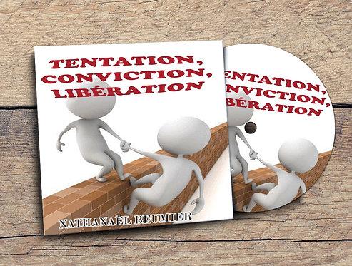 Tentation,conviction, libération. Nathanael Beumier