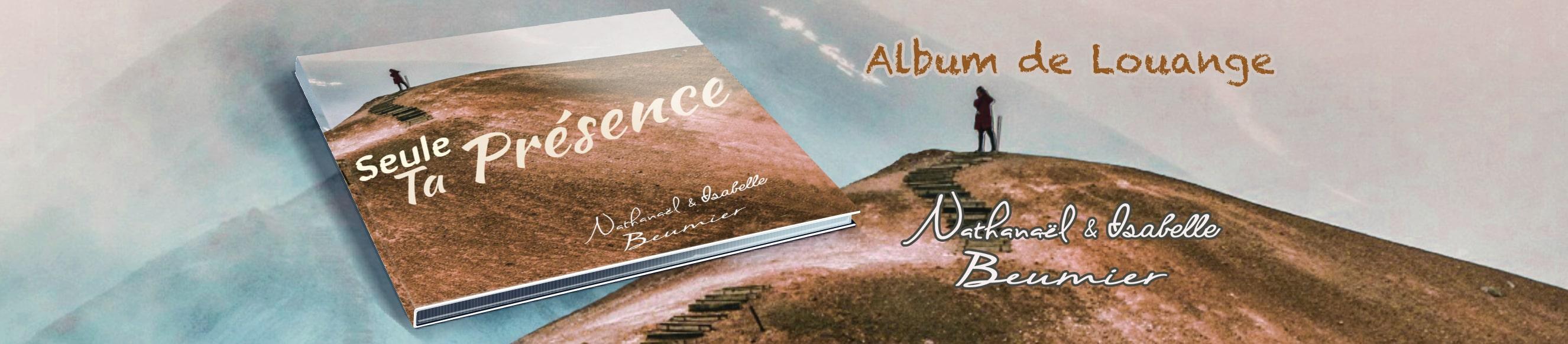 CD de louange Seule ta présence