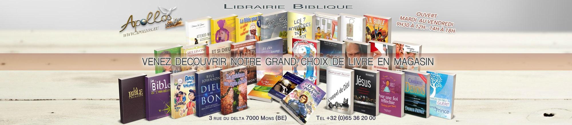 Librairie Biblique En Ligne