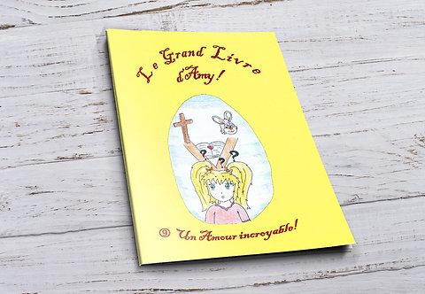 Le grand livre d'Amy 9 - Un amour incroyable!