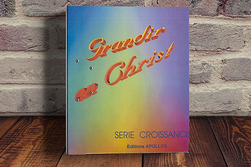 Grandir en Christ