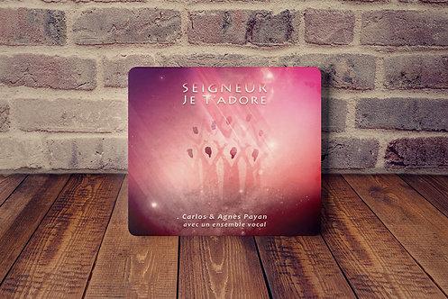 Album : Seigneur je t'adore