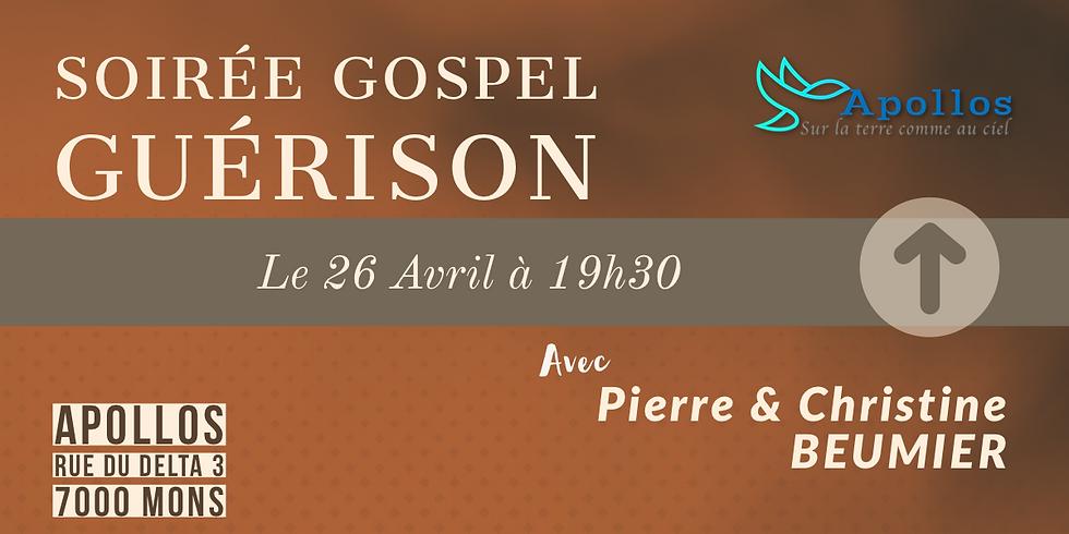 Gospel Guérison - Mons