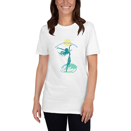 Find Your Place of Happiness Short-Sleeve T-Shirt