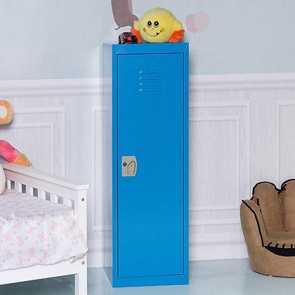 Metal storage locker for kids