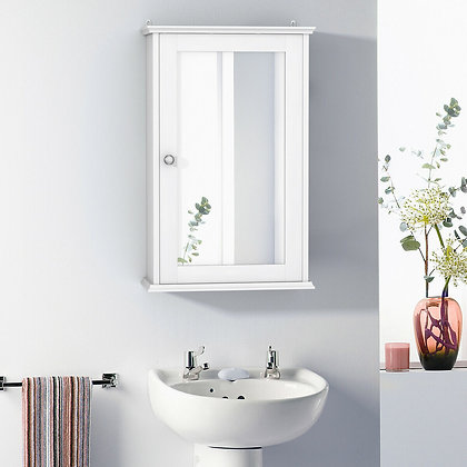 Mirror bathroom wall cabinet
