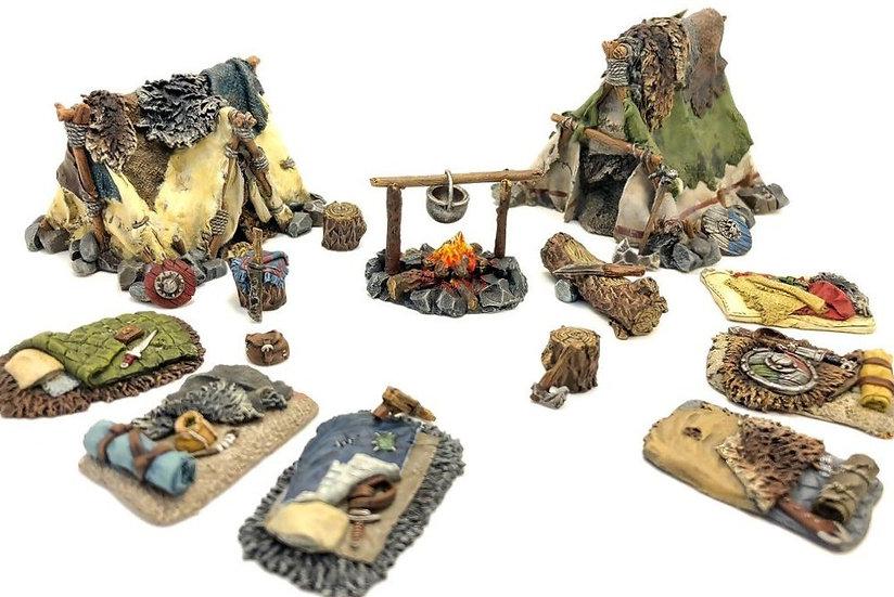 Bandit's camp set