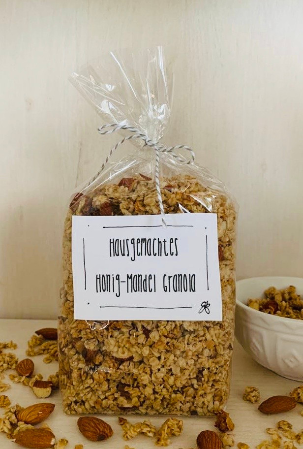 honig-mandel granola