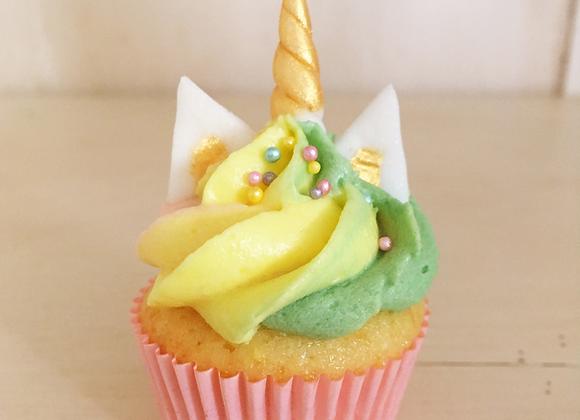 12 Unicorn Mini Cupcakes