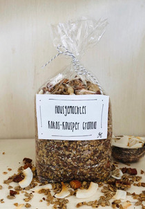 kokos-knusper granola