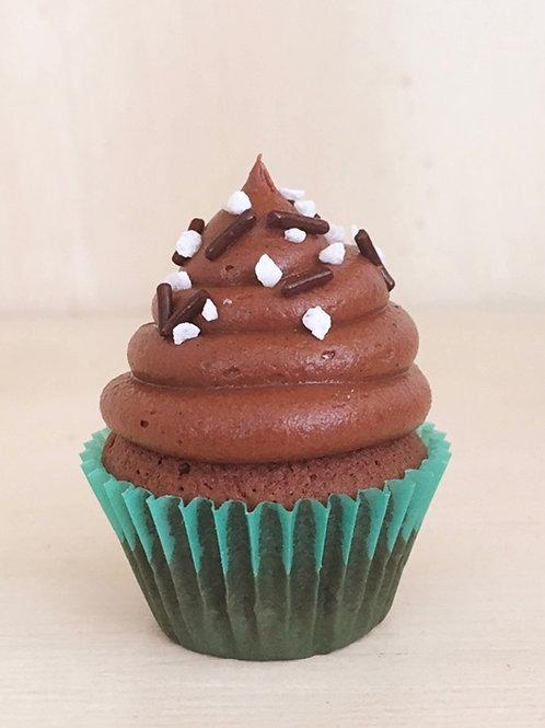 12 Choco Mini Cupcakes