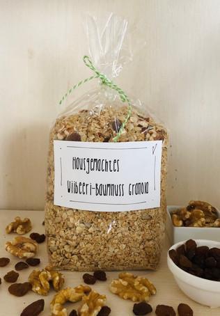 wiibeeri-baumnuss granola