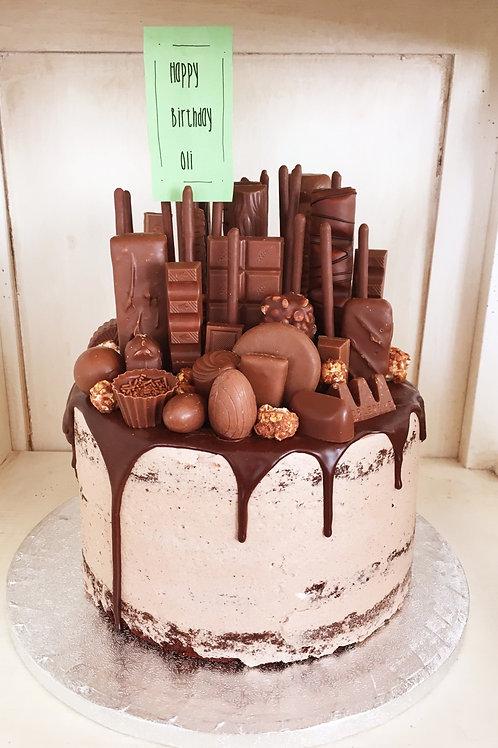Chocolate Overload Cake - Preis auf Anfrage