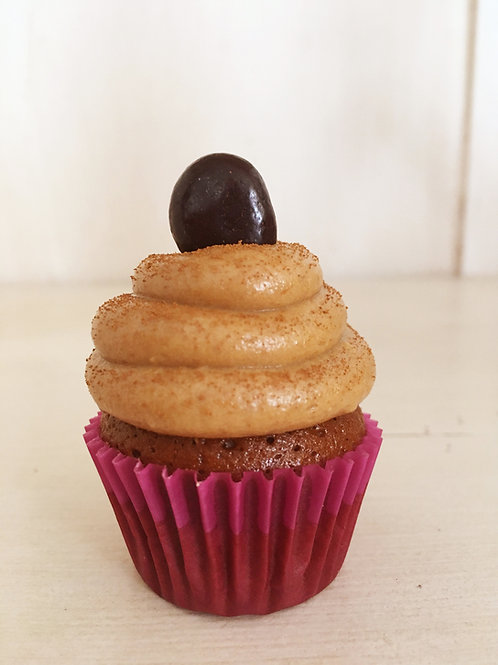 12 Mocca Maxi Cupcakes