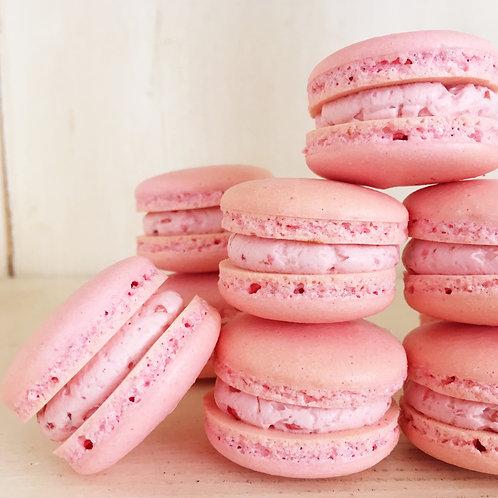 Macarons - alle Sorten, ca. 50 Stück