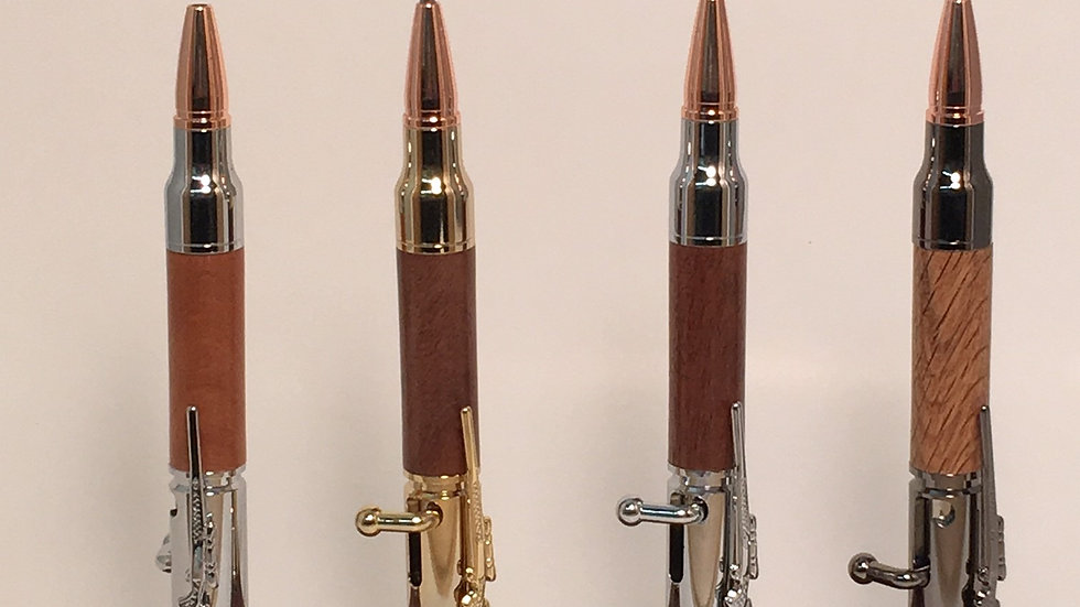 Pen - Bullet Mini Style for the Hunter or Gun Enthusiast