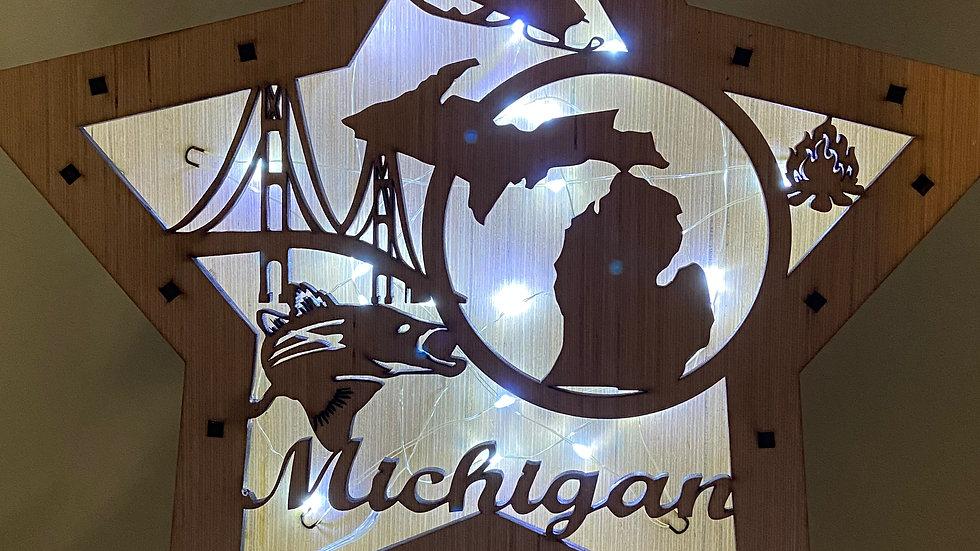 Star Light Box (Michigan Scene)