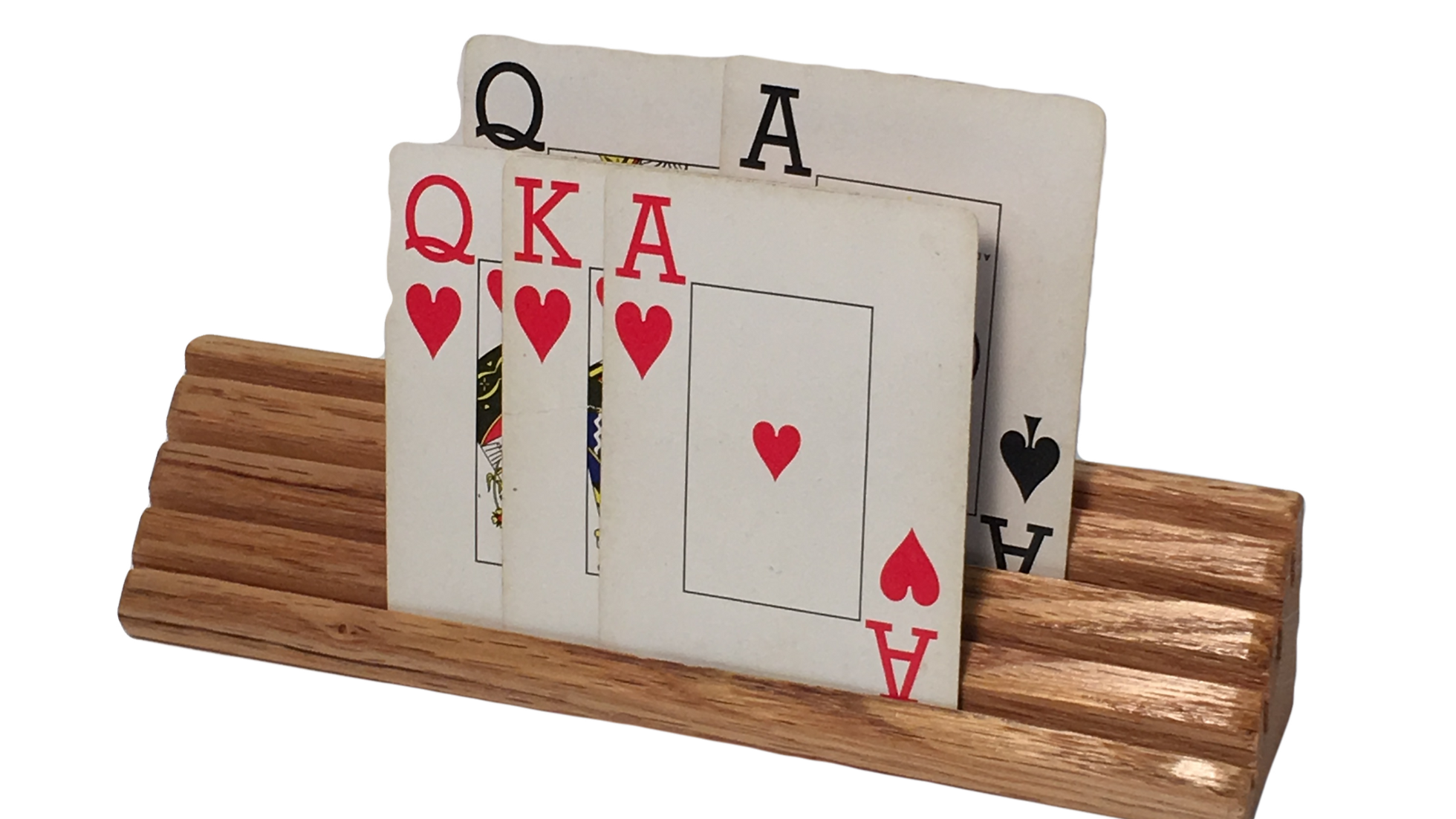 playing card holder family games cards gift present small