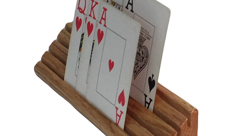 Playing Card Holder for Card Games